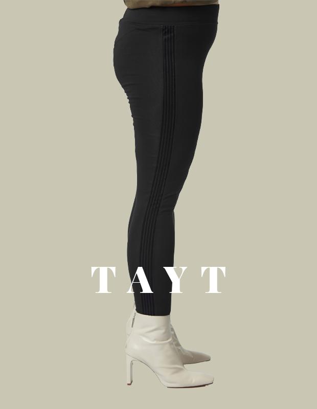 Büyük Beden Tayt Modelleri