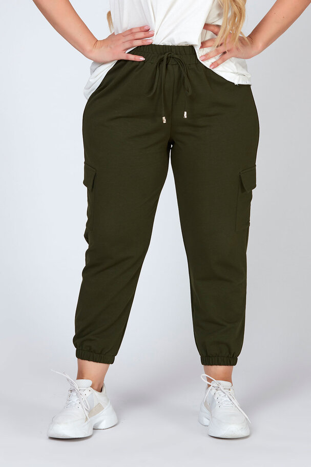CARGO JOGGING TROUSERS