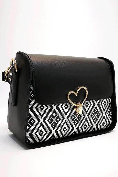 Büyükmoda - Deri bayan el ve omuz çantası (1)