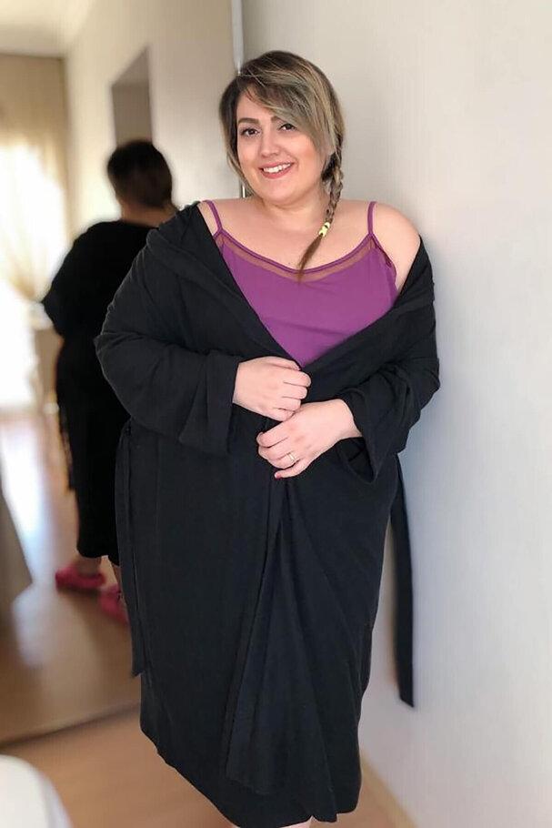 KAPÜŞONLU SABAHLIK / HIRKA