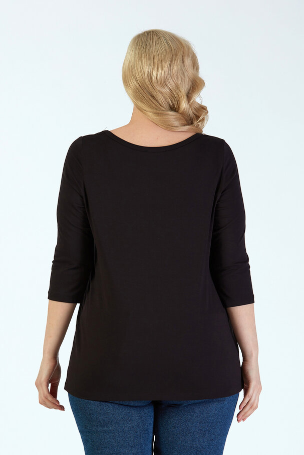 ROUND NECK BASIC T-SHIRT