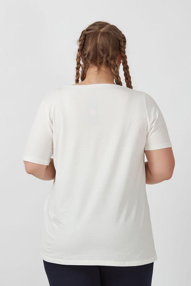V-NECK BASIC T-SHIRT